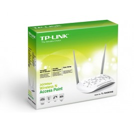TP-Link AP Indoor TL-WA801ND 300Mbps Wireless N Access Point